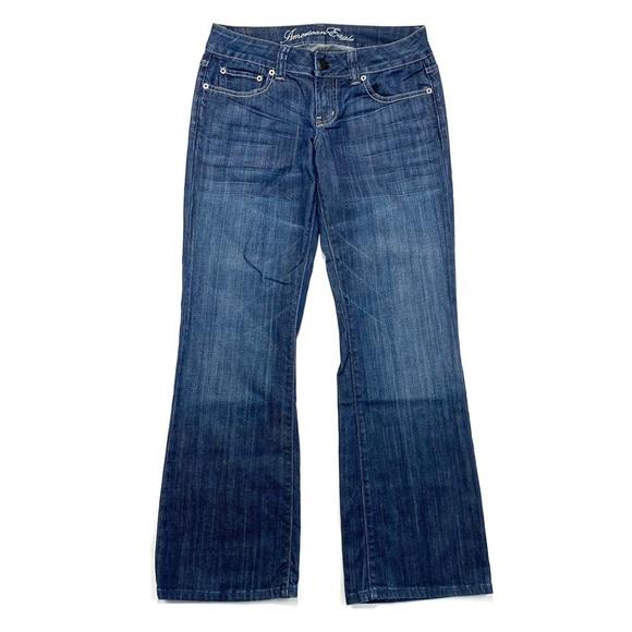 American Eagle Outfitters Denim - AEO Favorite Boyfriend Jeans SZ: 6 Short